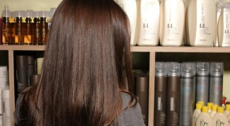 What professional shampoo to choose hair