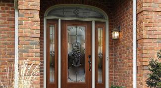 Расположение входной двери по фен-шуй