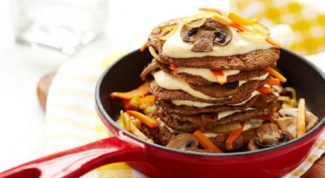 Какие вкусные блюда можно приготовить из грибов