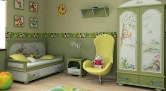 Feng Shui children's room