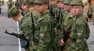 Новые правила призыва в российскую армию