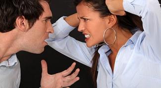 Как держать себя в руках при ссоре