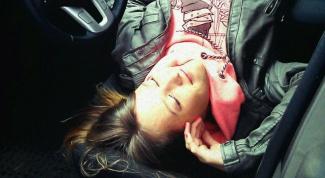 Как переночевать в машине