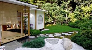 Как создать сад в японском стиле