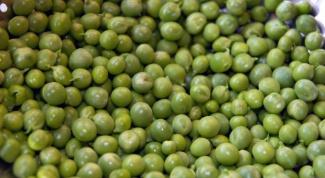 Как выращивать зеленый горошек
