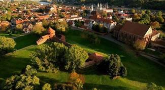 Куда сходить в Литве