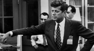 Why killed Kennedy