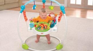 Прыгунки для ребенка: за и против