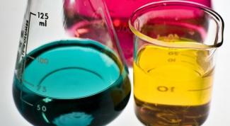 Как познакомить ребенка с химией