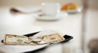 Как платить чаевые