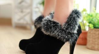Как выбрать зимнюю обувь на каблуке