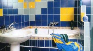 Какие цвета выбрать для ванной