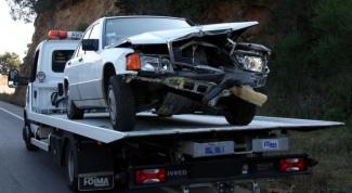 Как продать авто после аварии