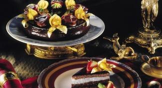 Как приготовить торт на день рождения мужа
