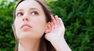 Нейросенсорная тугоухость: причины и методы лечения