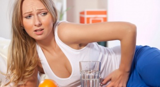 Как справиться с болью в желудке беременным