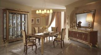 Как выбрать классическую мебель