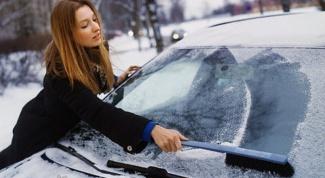 Как ухаживать за автомобилем зимой