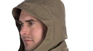 Как сшить куртку с капюшоном