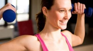 Как похудеть в плечах
