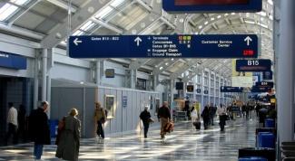 Как вести себя в аэропорту первый раз
