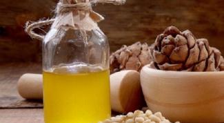 Как использовать масло кедрового ореха