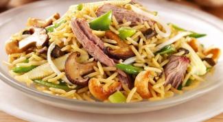 Как приготовить салаты с рисом