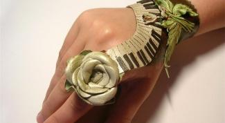 Как сделать поделку из кожи своими руками