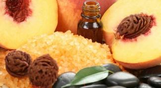 Маски с персиковым маслом для кожи и ресниц