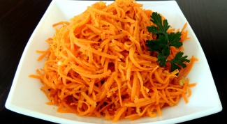 Рецептура моркови по-корейски