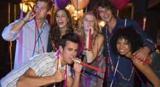 Веселые конкурсы для домашней вечеринки