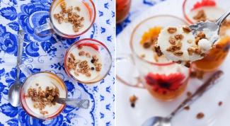 Как приготовить панна котту с абрикосами и медом