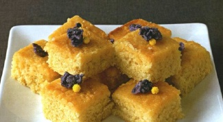 Как приготовить лимонный пирог с имбирем