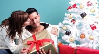 Новогодний сюрприз для мужа