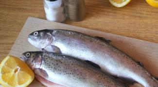 Рацион кормящей матери: рыба