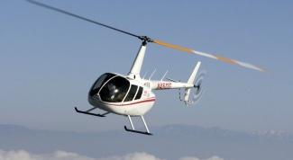 Как подготовиться к полету на вертолете