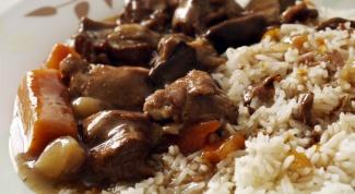 Как приготовить рис с тушенкой