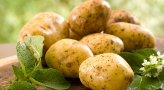 How to boil new potatoes