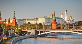 Что посетить в Москве за 2 дня