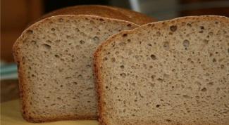 Ржаной хлеб на закваске: особенности заведения теста