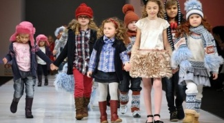 What is children's fashion