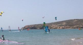 Пляжи острова Родос