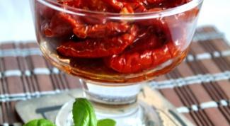 Рецепт вяленых помидоров
