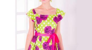 Салатовый цвет в одежде: с чем сочетать