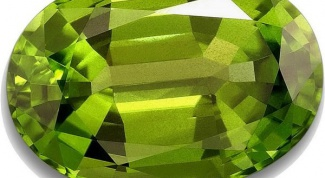 Волшебные свойства камня хризолит