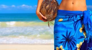 Как завязать правильно парео для пляжа или вечеринки