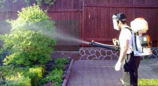Медный купорос: применение в садоводстве осенью