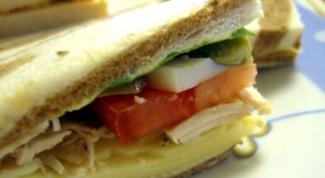 Как готовить горячие бутерброды на сковороде