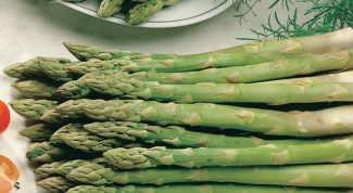 Asparagus: how to cook and what to eat