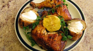 Как приготовить курицу с корицей
